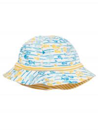 Pălărie reversibilă bebe Fish Explorer