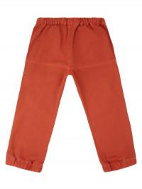 Pantaloni băieţi Bimisi Rusty Orange