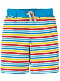 Pantaloni din frotir pentru plajă Towelling