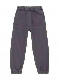 Pantaloni din twill subţire Bimisi Navy