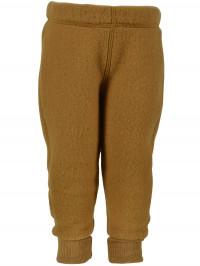 Pantaloni lână fleece Golden Brown