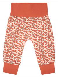 Pantaloni lungi bebe Sjors Orange
