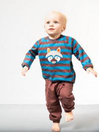 Pantaloni maro bebe Matti