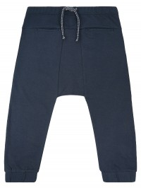 Pantaloni pentru băieţi Lasse Navy