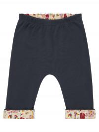 Pantaloni reversibili fetiţe Baker Navy Girls Forest