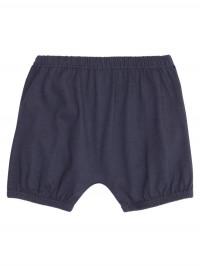 Pantaloni scurţi bebe Maya Navy