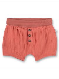 Pantaloni scurţi bebe muselină Bloomy Rose