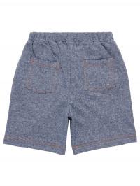 Pantaloni scurţi pentru băieţi Khan Blue Melange