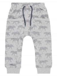 Pantaloni sport Asko Leopards