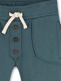 Pantaloni sport băieţi Petrol