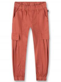 Pantaloni subţiri twill fete