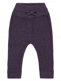 Pantaloni tricotaţi bebeluşi Etenia mov