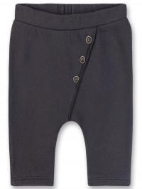 Pantaloni unisex Sanetta Pure, gri