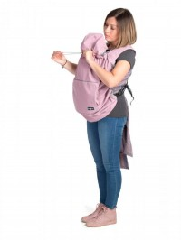 Protecţie marsupiu Softshell Dust Pink