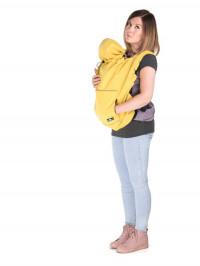 Protecţie marsupiu softshell Mustard
