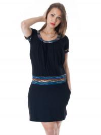 Rochie de vară pentru gravide şi alăptare Palerma