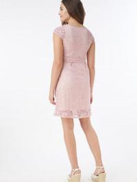 Rochie Elegantă Pentru Alăptare Sage Pink