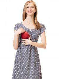 Rochie pentru sarcină şi alăptare Allizee