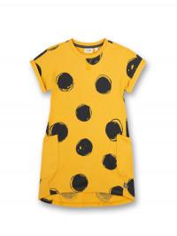 Rochiţă galbenă cu buline