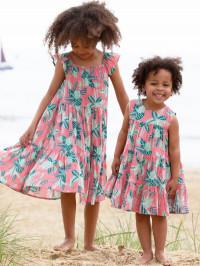 Rochiţă vară fetiţe Chameleon
