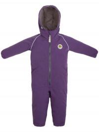 Salopetă impermeabilă Let's Explore, purple melange