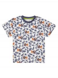 Tricou băieţi Jannis Leopard