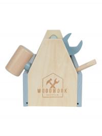 Trusă de scule lemn