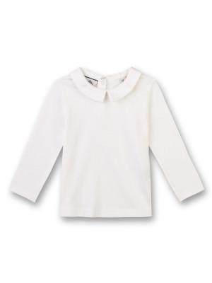 Bluză elegantă albă Sanetta Pure