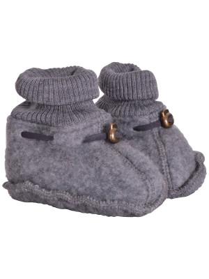 Botoşei lână fleece Grey