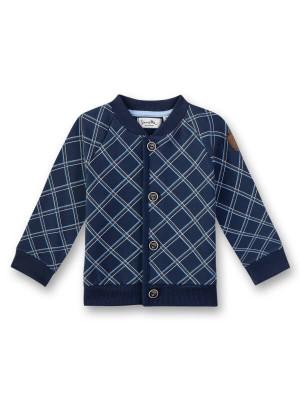 Jachetă cu romburi