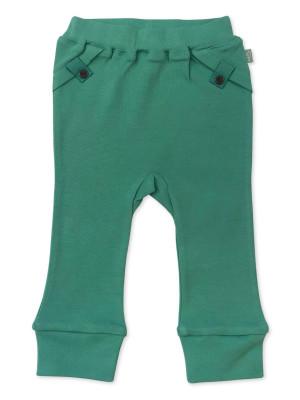 Pantaloni bebe Aloe Green