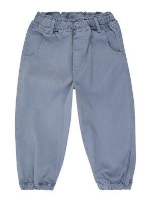 Pantaloni căptuşiţi twill Kaito Stone Blue