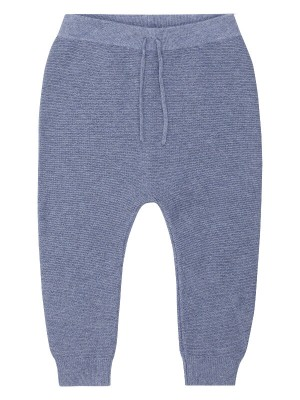 Pantaloni tricotaţi Proust Denim Blue