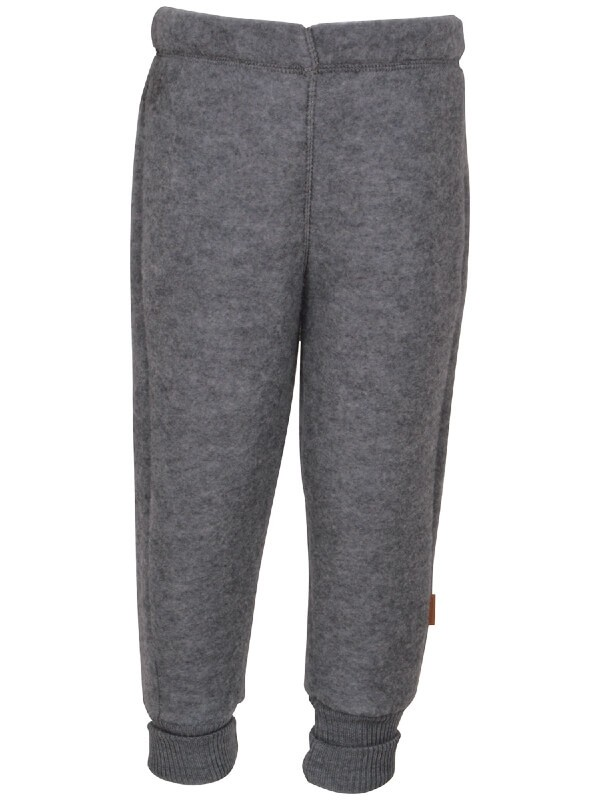Pantaloni lână fleece Grey